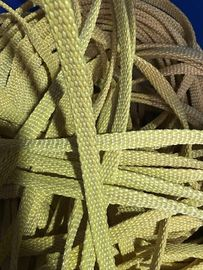 China Aramid Kevlar Ropes für mildernden Glasofen, Spektrumfaserseil usine