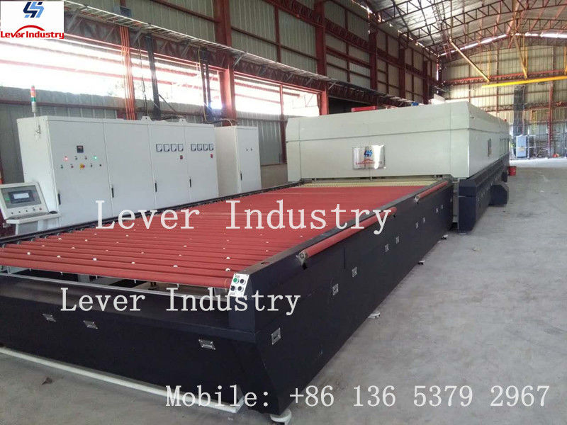 LV-TF Series Glass Toughening Plant / Glass Tempering furnace for curtain wall glass