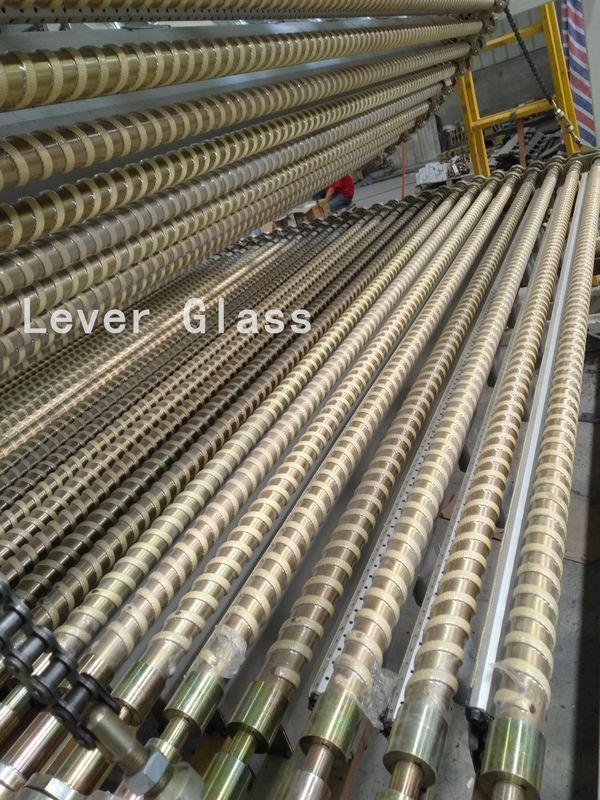 Steel Rollers with Kevlar ropes /fiber ropes